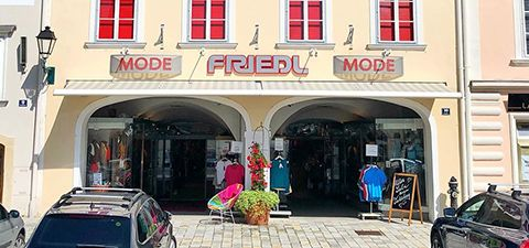 Modehaus Friedl in Retz